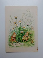 Gnomes. Fantasy. DDR Postcard. Tbr-185 - Fairy Tales, Popular Stories & Legends