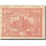 Billet, Autriche, Hinterbrühl, 20 Heller, Château, 1920 TTB Mehl:FS 376Ia - Autriche