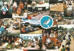 37 ..SAINT ETIENNE DE CHIGNY ..CIRCUIT DES 24 HEURES NATIONALES DE VOITURES A PEDALES .. A.G.F. - Other Municipalities