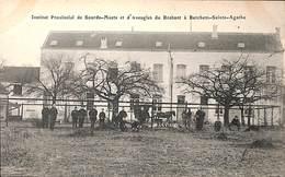 Berchem-Ste-Agathe - Institut Provincial Des Sourds-Muets Et D'Aveugles (animation, Edit SD) - Berchem-Ste-Agathe - St-Agatha-Berchem