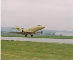 BRITISH AEROSPACE BAe 1000 Business Jet 25* 20 CM  AIRCRAFT - Aviación