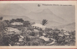 Philippines Philippinen Filipinas Een Igorotsch Dorpje Igorot Missionary Mission Missie Van Scheut - Philippines