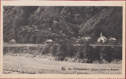 Philippines Philippinen Filipinas Bokod Dorpje Village In Benguet Church Missionary Mission Missie Van Scheut - Philippines