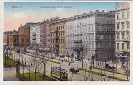AK Wien - Kärnthner-Ring - Hotel Bristol - Werbestempel Genaue Anschriften - 1944 (41287) - Ringstrasse