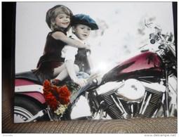 Enfants De SYLVIA MURRAY :ballade En Moto !! - Non Classés