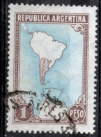 Argentina 1951 - Rivendicazione Territoriale Antartico Antarctic Territorial Claims - Argentina