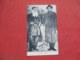 Tolstoi  & Gorki  Ref 3376 - Famous People