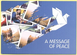 A Message Of Peace - Sleep For Peace By Hostelling International - Travel Changes The Way We See The World - Not Used - Hotels & Restaurants
