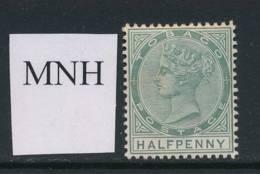 TOBAGO, 1885 ½d Green Unmounted Mint - Trinidad En Tobago (...-1961)