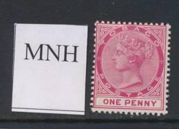 TOBAGO, 1885 1d Unmounted Mint - Trinidad En Tobago (...-1961)