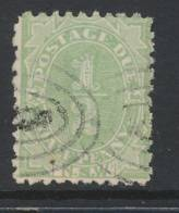 NEW SOUTH WALES, 1891 POSTAGE DUE ½d, Cat £7 - 1850-1906 New South Wales
