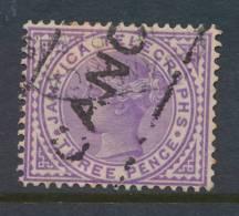 JAMAICA, 1889 3d TELEGRAPHS - Jamaica (...-1961)