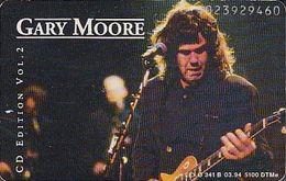 GERMANY O341b/94 - CD Edition - Gary Moore - Music - Deutschland