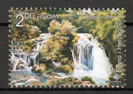Bosnie En Herzegowina Mi 165 Europa Cept 1999 Postfris M.n.h. - Europa-CEPT
