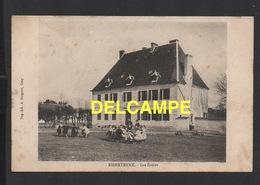 DD / 70 HAUTE SAÔNE / ESSERTENNE / LES ECOLES / ENFANTS FAISANT LA RONDE / ANIMÉE / 1921 - Francia
