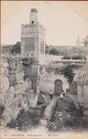 Algerie Algeria TLEMCEN - Sidi Lhassen Mosquee Mosque Moskee Minaret - Algérie