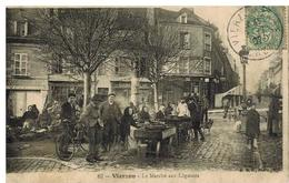 Vierzon: Le Marché Aux Légumes, BF 87, Gros Plan - Vierzon