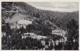 AK Semmering - Hallenbad Mit Hotel Panhans - 1936 (41293) - Semmering