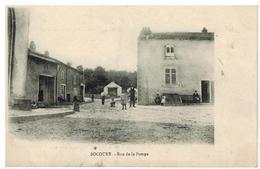 Socourt: Rue De La Pompe, Animation - Autres Communes
