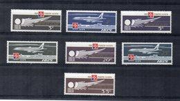 Malta - 1974 - Posta Aerea - 7 Valori - Nuovi - Vedi Foto - (FDC15586) - Malta