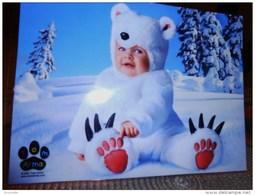 Enfants De TOM ARMA - Bébé  Déguisé En  Ours Blanc   !! - Non Classés