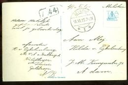 MILITAIR * HANDGESCHREVEN BRIEFKAART Uit 1915 Van GELDROP Naar AMSTERDAM  (11.557L) - Periode 1891-1948 (Wilhelmina)