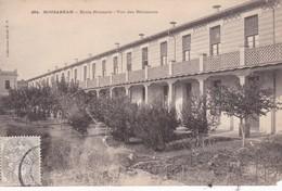 BOUZAREAH. ECOLE NORMALE, VUE DES BATIMENTS. COLLECTION IDEALE. CPA OBLITEREE CIRCA 1910s BOUZAREAH - BLEUP - Algeria
