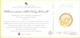 Slovenia - Slovenie - Slovenjia - ČEBELARSKEGA MUZEJA RADOVLJICA 60 LET - Volantino Pubblicitario - Dépliants Turistici