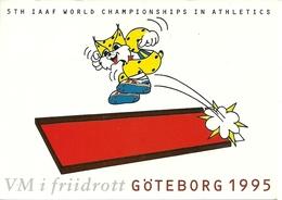 Goteborg (Sverige, Svezia) 5th IAAF World Championships In Athletics 1995 - Atletica