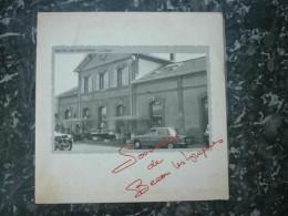 Jean-Claude Vannier: Habitants De Becon-les-Bruyères/45t WEA PRO53-  DisquePromo - Country & Folk