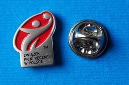 POLAND Handball Federation Pin - Pallamano