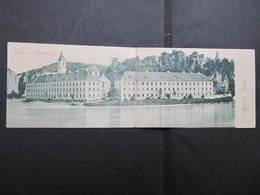 AK KELHEIM Klappkarte 1899 // D*38572 - Kelheim