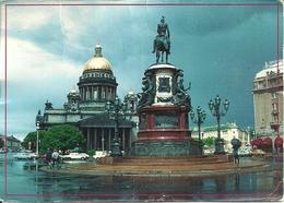 Saint Petersburg (Russia) Isaac's Square - Russia