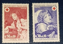Timbres France Croix Rouge Neuf N.1701/02  MNH*** - Unused Stamps