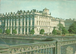 Saint Petersburg, Leningrado (Russia, URSS) Hermitage - Russia