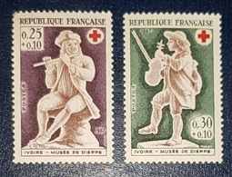 Timbres France Croix Rouge Neuf N.1540/01 MNH*** - Unused Stamps