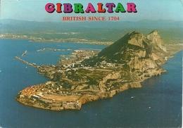 Gibilterra (Gibraltar, UK) Aerial View, Vue Aerienne, Veduta Aerea, Luftansicht - Gibilterra