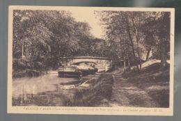 CP (82) Valence D'Agen  -  Canal Du Pont-St-Pierre - Péniche - Valence