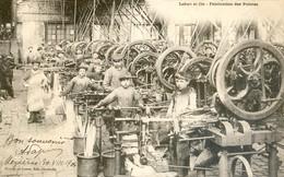 08 - Industrie Ardennaise - Forges Et Clouterie De Mohon - Lefort Et Cie - Fabrication Des Pointes - Charleville