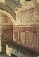 """Roma (Lazio)  Catacomba Di Santa Priscilla, Cappella Greca, """"I Tre Giovani - Susanna"""" - Roma"""