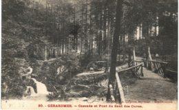 Gérardmer    Cascade Et Pont Du Saut Des Cuves - Gerardmer