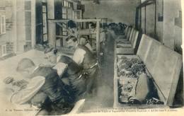 23 - Aubusson - Manufacture De Tapis Et Tapisseries Frédéric Danton -  Vue D'un Atelier De Tissage - Aubusson