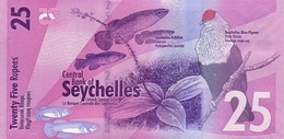SEYCHELLES P. 48 25 R 2016 UNC - Seychelles