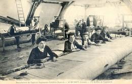 23 - Aubusson - Manufacture De Tapis Et Tapisseries Frédéric Danton - Atelier De Tapisserie - Aubusson