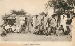 NIGER Un Village Indigene Zinder  6    (scan Recto-verso)MA2008Ter - Niger