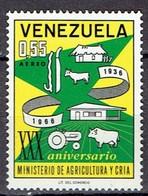 Venezuela 1966 - Ministry Of Agriculture - Michel 1645  Yvert 876  -  MH, Avec Trace De Charniere, Ungebraucht - Venezuela