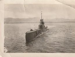 [Military / Marine] - Turkey - 1944 - Photo: Oruc Reis Submarine. * - Sin Clasificación