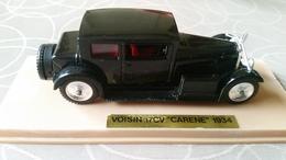Solido - Voisin - 17 Cv Carene 1934 1/43 Mib - Solido