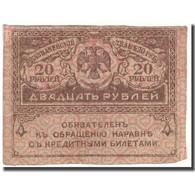 Billet, Russie, 20 Rubles, KM:38, TTB - Russia