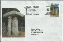 MADRID CC CON MAT PRIMER DIA CULTURA TALAYOTICA MENORCA PREHISTORIA ARQUEOLOGIA - Arqueología